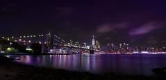 Brooklyn Bridge - New York (jack.mihlenstedt) Tags: sigma1020 nikon newyorkcity nyc dumbo manhattan brooklynbridge bridge brooklyn night