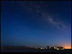 Noche en la Salina del Gualicho