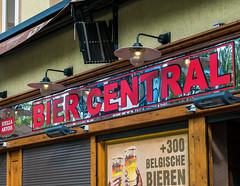 Beer Central (300 Beers) (Antwerp) (Panasonic GM5 & mZuiko 45mm Prime) (markdbaynham) Tags: street city urban beer lumix prime town gm famous central historic panasonic metropolis antwerp f18 zuiko 45mm antwerpen dmc anvers mz m43 zd mft gm5 u43 micro43 microfourthirds lumixer micro43rd mzuiko m43rd u43rd digitaldepotcouk digitaldepotstevenage