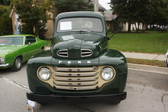 Cinderella's Classic Car show 3 (codie_horse) Tags: ontario canada fall cars october outdoor overcast trucks classiccars portelgin 2015 pumpkinfest differentangle differentcolours differntviews 1990orolder cinderellasclassiccarshow