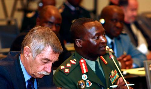 Africa Military Education Inaugural Workshop - October, 2015