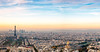 Parisian Atmosphere - France, Paris (Nomadic Vision Photography) Tags: sunset paris france smog view eiffeltower lesinvalides tourmontparnasse capitalcity jonreid amospheric tinareid nomadicvisioncom