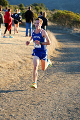 Andreas finishing 3rd (Malcolm Slaney) Tags: championship crosscountry xc crystalsprings 2015 scval