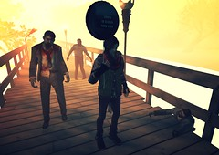 They come... (drayton.miles) Tags: death evil sl edward secondlife edgar end second miles mm kelsey zombies mischief drayton managed