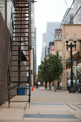 (Brennan Anderson) Tags: chicago train fireescape 85mmf12l thel 85l 5d3