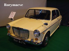 MG 1100 (Rorymacve Part II) Tags: auto road bus heritage cars sports car truck automobile estate transport historic mg motor morris saloon compact 1100 roadster morris1100 mg1100 motorvehicle