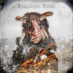 Trofaiacher Teufel (alexanderkoch) Tags: portrait photoshop studio shoot mask devil maske krampus composing grampus teufel stberl trofaiach