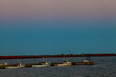 Indicative (stevenbulman44) Tags: pink blue summer holiday water landscape boat tripod filter lee pei gitzo lseries gnd 70200f28l 5dmarkii