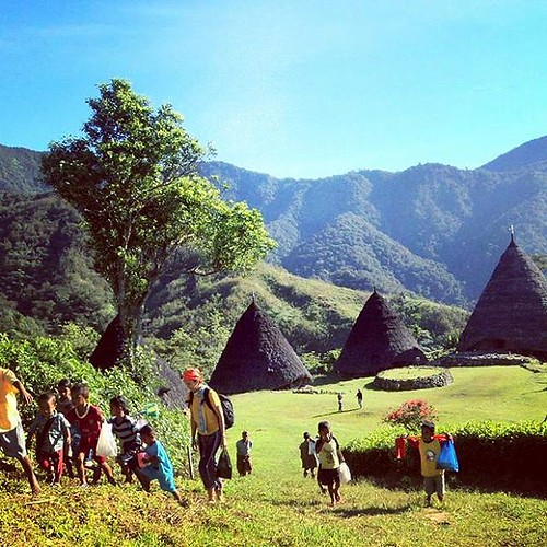 lets go to Wae Rebo village in Flores #ntt #waerebo #indonesia #yukliburan #yukliburanlagi #natural #travel #destinasi #wisata #amazingindonesia