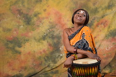 DSC_7718 Pily from Duban South Africa Fashion Photo Shoot Shoreditch Studio London Somali Cloth and West African Drum (photographer695) Tags: africa from west london fashion studio photo shoot drum african south shoreditch somali cloth pily duban