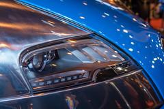 2009 Bugatti Veyron 16.4  dition Bleu Centenaire  (el.guy08_11) Tags: paris france ledefrance voiture collection bugatti 2009