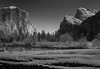 Imaginary (East Wind) Tags: winter snow nationalpark yosemite elcapitan valleyview mercedriver gatesofthevalley cathedralpeaks