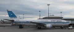 Kuwait Airways Airbus A300B4-600R (9K-AME) at Paris CDG. (sronayne96) Tags: paris airplane airport aircraft transport aeroplane ku airbus kuwait airways airlines airliner kuwaiti cdg kac a300 lfpg 9kame