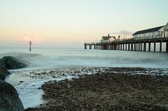 Southwold pier (Ian-83) Tags: nikon d7000 dx 1685mm manfrotto 190xpro3 sea scape landscape seascape