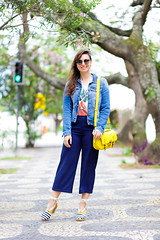 look_do_dia_fran_Sartor_cavage_abacaxi_amarelo (capitaozeferino) Tags: review cavage lookdodia fransartor capitaozeferino amarelo lookdafran jeans osklen abacaxi