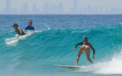 Alana Blanchard Snapper Rocks (rod marshall) Tags: snapperrocks surfing alanablanchard wsl bikinisurfing
