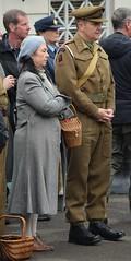 DSC_0335a (robindefoe2009) Tags: nymr wartime weekend 1940s heritage steam railway north yorks moors pickering levisham le visham goathland grosmont whitby stockings military reenactment reenactors