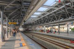 IMG_0429_431  HDR (vicjuan) Tags: 20161016 taiwan   taichung fongyuan  railway geotagged geo:lat=2425331 geo:lon=120722922  fongyuanstation hdr tonemapping