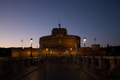 Castel Sant'Angelo (SGChick) Tags: sunset canon nikon landscape urban architecture cityscape city skyline skyscrapers buildings day night blue shot camera soe tourism travel icons timelapse hdb estate housing golden pink flickrdiamond haida nd filter little planet polar photoshop lightroom panorama pano gigapan giga mountains suburban white cloud lifestyle kelly home 70200 vr1 tamron 2470 paris france