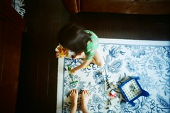 (golfpunkgirl) Tags: ava chickenpox pox spot itch home cali california housearrest may2016 holiday travel 44yearsold usa la lcwide lomo lomography 400