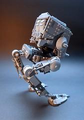 AT-ST LEGO MOC v2.3 (GolPlaysWithLego) Tags: lego moc atst walker starwars