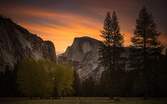 Half Dome, Early Morning - Explored (PrevailingConditions) Tags: yosemite yosemitenationalpark morning landscape ca sunrise california