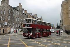 Lothian Buses - E322 MSG (322) (MSE062) Tags: lothian buses edinburgh bus double decker scotland leyland olympian alexander e322msg e322 msg lrt regional transport capital