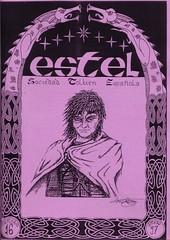 Sociedad_Tolkien_Espanola_Revista_Estel_16_portada (Sociedad Tolkien Espaola (STE)) Tags: ste estel revista tolkien esdla lotr