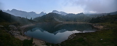 Riflessi nel Lago Rotondo (supersky77) Tags: dusk tramonto sunset lago lake lac orobie orobian alpi alps alpes alpen carona valbrembana brembana pizzodeldiavolo