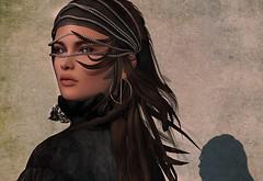 Esther (Head) (Wild Bedrosian) Tags: secondlife wildbedrosian valentinae catwa catwameshhead ikon minahair mina spell glamaffair