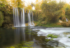 AUTUMN FALLS (Leigh-Ann Mitchell Photography) Tags: waterfall water long exposure autumn