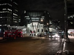 Good morning Victoria Street (phil_male) Tags: city street night victoria london