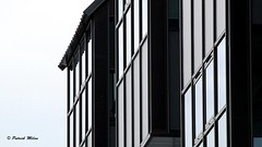 Windows (patrick_milan) Tags: window fentre miroir miror reflection brest architecture geometric