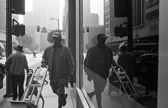 hp5 canonae1006 (AndreRPhotography) Tags: streetphotography bnw ilfordhp5 ilford 35mm 35mmfilm blackandwhite losangeles la dtla california ca