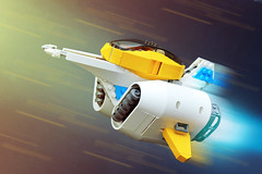 Vic Viper: Arini (Legohaulic) Tags: lego spaceship vicviper space