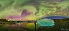 tye-sh2016c-pa-jcc-290816-fletanes-087 (StarryEarth) Tags: aurora boreal borealis storm tormenta geomagnetic geomagntica playa beach sol sun inlandis inlandsis hielo ice greenland groenlandia qaleraliq