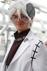 Franken Stein from Soul Eater - Close Up (NekoJoe) Tags: closeup comicconoctober2016 cosplay cosplayer england excelcentre frankenstein gb gbr geo:lat=5150806802 geo:lon=002600670 geotagged london londonexpooctober2016 mcm mcmlondon mcmlondoncomiccon mcmlondoncomicconoctober2016 mcmlondonexpo mcmlondonexpooctober2016 souleater uk unitedkingdom mcmldn16