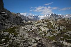 swiss hiking trail (Toni_V) Tags: m2401284 rangefinder messsucher leicam leica mp typ240 28mm elmaritm hiking wanderung escursione randonne berneroberland berneseoberland finsteraarhorn trail wanderweg sentiero alps alpen grimselwelt grimselpass landscape switzerland schweiz suisse svizzera svizra europe toniv 2016 160908 visipix