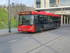 EBS R.Net bus 4093 Amsterdam Sloterdijkstation (Arthur-A) Tags: ebs rnet scania amsterdam nederland netherlands bus buses autibus bussen