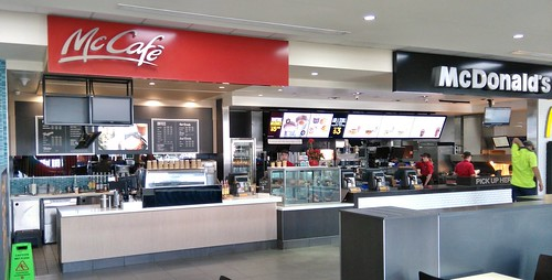 McDonald's Packenham Freeway