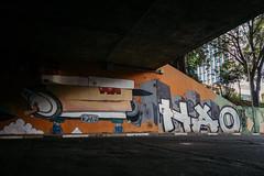 Não (mike ion) Tags: sp sãopaulo saopaulo brazil brasil graffiti nao não