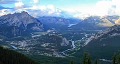 20160904-Banff&Jasper_(Uwais_Razack)-8096 (uwaisrazack) Tags: 2016 alberta banff banffgondola banffnationalpark cablecar canada canadianrockies sunset urp uwaisrazack uwaisrazackphotography