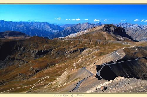 """""""Cime de la Bonette"""" - Alpes-Maritimes (France)"""