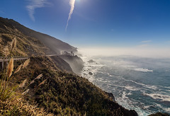 Down the highway 1 (Patrick Aigner) Tags: highway1 pacific coast highway california big sur