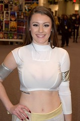 Padme Amidala cosplay at Rhode Island Comic Con 2016 (FranMoff) Tags: starwars rhodeislandcomiccon costume flickr cosplay padmeamidala cosplayer 2016 ricc