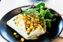 20161112-06-Pulled pork burrito at MONA in Hobart (Roger T Wong) Tags: 2016 australia hobart iv mona metabones museumofoldandnewart rogertwong sigma50macro sigma50mmf28exdgmacro smartadapter sonya7ii sonyalpha7ii sonyilce7m2 tasmania burrito food lunch pulledpork