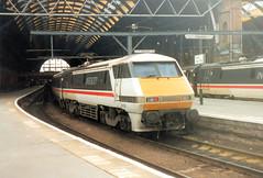 91001 (R~P~M) Tags: train railway electric locomotive 91 gner kingscross seacontainers london england uk unitedkingdom greatbritain