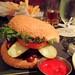 Blackcomb Mountain Burger at the Mallard Lounge