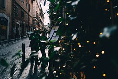 Italian life (mougrapher) Tags: ifttt 500px lights green street architecture urban photography sky city travel light building cityscape italy europe vsco rome roma italia old classic rm