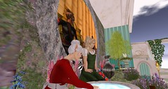 Avilion ACT - Iddy's big adventure (Osiris LeShelle) Tags: show life big theater play heart stage performance medieval adventure fantasy secondlife second cameo act roleplay iddy schmooz avilion